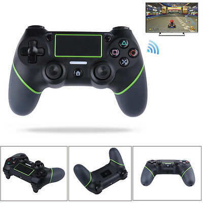 For Sony Playstation PS4 Wireless Bluetooth Game Controller Joystick Gamepad