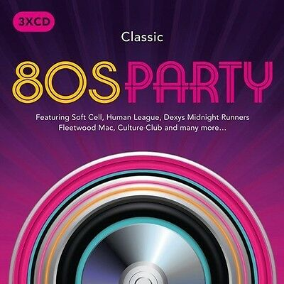 Various Artists - Classic 80s Party / Various [New CD] UK - Import
