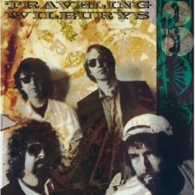 The Traveling Wilburys - Traveling Wilburys 3 [New CD]