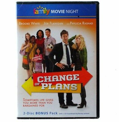 Change of Plans (2-Disc Bonus Pack DVD + Soundtrack CD)
