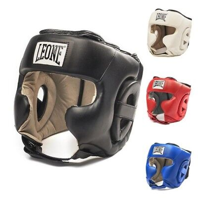 Casco Leone Training Full Contact Kick Boxing Muay Thai