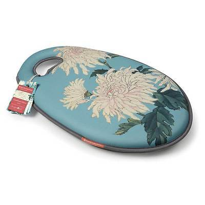 RHS Chrysanthemum Collection Kneelo Kneeler Pad by Burgon & Ball