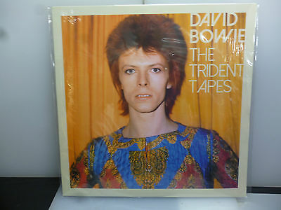 David Bowie-The Trident Tapes. Studio Rarities 1970-1972.-Vinyl Lp-New.sealed