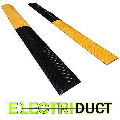 "Speed Nubs Safety Bump Rumble Strips Kit - Total Length: 39""- Electriduct"
