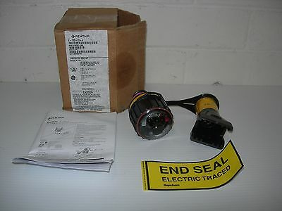 Pentair E-100-L2-A High Profile LED Lighted End Seal Kit Hazardous Location