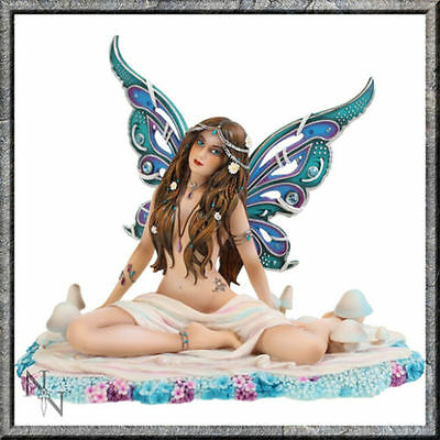Jewelled Fairy Jade New Limited Edition from Nemesis Now Fairie Fairies UK