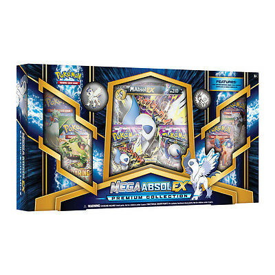 Pokemon TCG Mega Absol EX Premium Collection