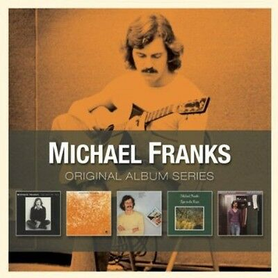 Michael Franks - Original Album Series [New CD] Holland - Import