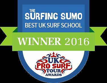Surf Lesson Gift Voucher With Best Uk Surf School