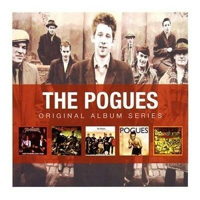 The Pogues - Original Album Series [New CD] Holland - Import