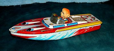HOWDY DOODY Speed Boat. Nice condition!. RARE!