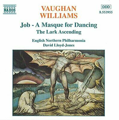 Vaughan Williams: Job/The Lark ascending -  CD FQVG The Cheap Fast Free Post The