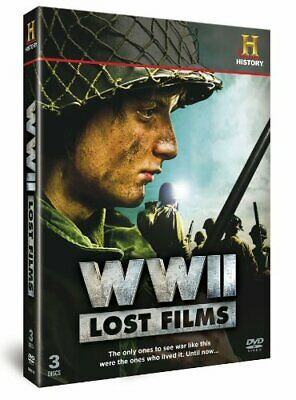 World War II: Lost Films [DVD] - DVD  XIVG The Cheap Fast Free Post