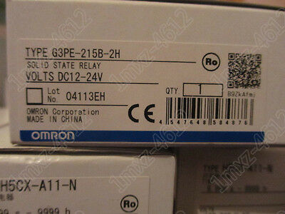1pc new OMRON solid state relay G3PE-215B-2H