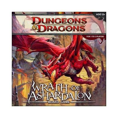 Dungeons & Dragons: Wrath of Ashardalon Board Game [English] - Gioco da tavolo