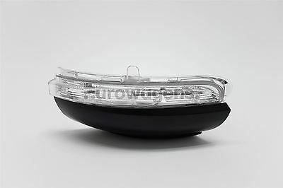 VW Golf MK6 09-12 LED Mirror Indicator Repeater Right Driver Off Side O/S
