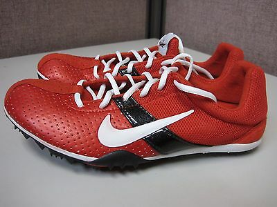 NEW Nike Zoom Miler Mens Track Cleats Size 5.5 307202-610 YZ32