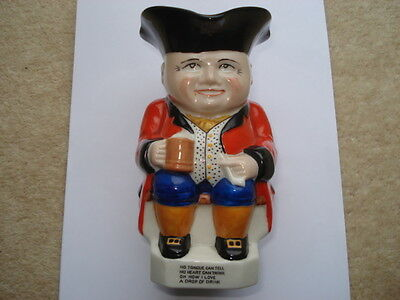 W.h.goss Third Period 160Cm Size Toby Jug With Verse