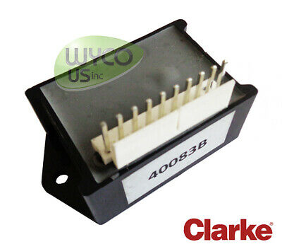 Oem Switch / Sequencer Kit, Clarke Encore 33 Walk Behind Scrubbers, 10051A, 6D