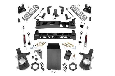"""SteelFront 2/"""" Lift KitChevy Avalanche Suburban Tahoe 07 2WD 4WD"""