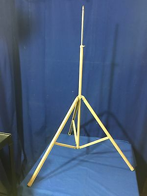 "Denoyer Geppert Rand McNally chart & map stand adjusts 38""-68"" FREE SHIPPING"