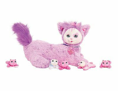Kitty Surprise Gracie & And Her Kittens Wave 4 Plush Soft Toy Brand New In Box
