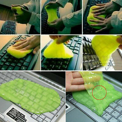 Car Keyboard Console Laptop Computer Super Cleaner Magic Dust Cleaning Gel Putty
