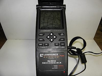 Lowrance Avionics Airmap 300 12 channel GPS with 107-21 Americas Module