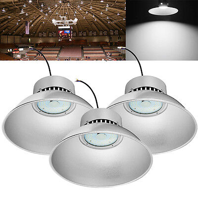 3X 50W LED High Bay Light Factory Warehouse Industrial Commercial Shed lighting