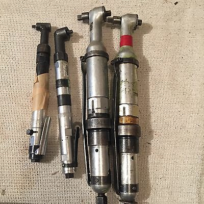 "Chicago Pneumatic Nut Runner 3017 1/2"" Drive 2 Of These 1 Working Ingersoll"