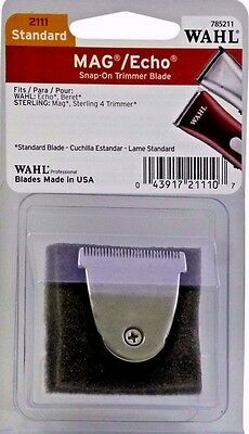 Wahl Replacement Blade #2111 - Fits Wahl Sterling #8779 Mag Trimmer - MN 2111