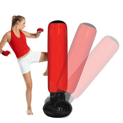 Inflatable Stand Punching bag for kids and Party (160cm)