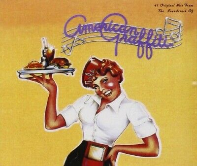 Various Artists - American Graffiti (41 Original Hits from the Soundtrack) [New