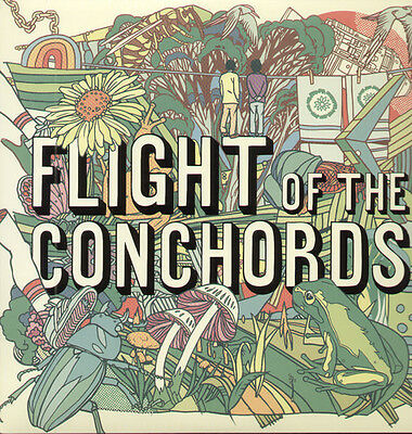 Flight of the Concho - Flight of the Conchords [New Vinyl]