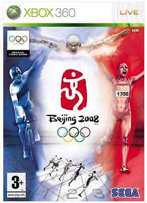 Xbox 360 Beijing 2008 -Official Video Game of the Olympic Games *New & Sealed*