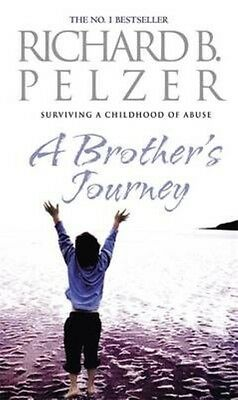 A Brother's Journey by Richard B. Pelzer Paperback Book