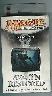 Magic The Gathering Avacyn Restored Slaughterhouse Intro Deck New Factory Sealed