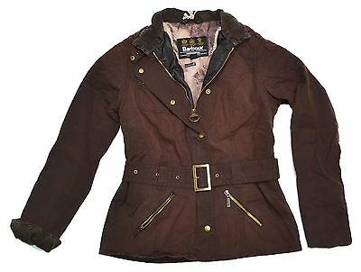 BARBOUR INTERNATIONAL Ladies' Barrell Waxed Cotton Jacket