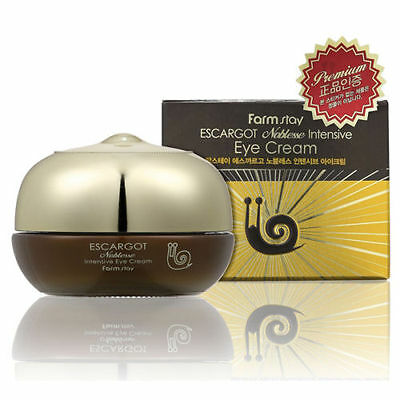 [FARMSTAY] Escargot Noblesse Intensive Eye Cream 50ml - Korea Cosmetics