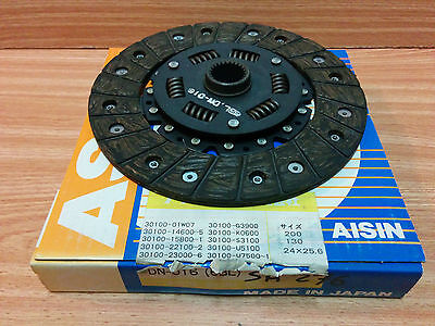 Clutch Disc for Nissan Silvia S110 Datsun 510 610 910 - 200mm