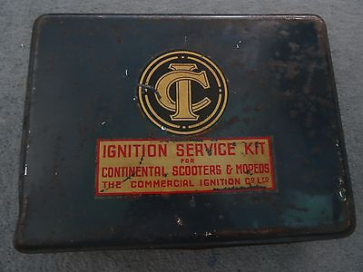 Ignition Service Kit  for Continental Scooters & Mopeds