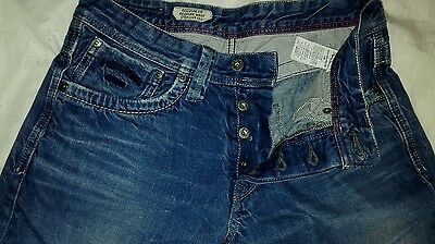 Jean Pépé Jeans London W30 Taille 38 fr Modele Kingston Mode Homme