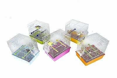 Kookaburra Fig - Bird Cage - Canary Cage - Finch Cage - Mule Cage (Blue)
