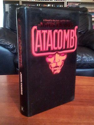 Catacombs by John Farris    Hardback 1st edition
