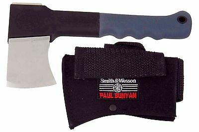 "Smith & Wesson Hatchet Axt CK670  ""Paul Bunyan"""