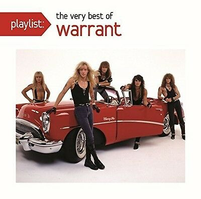 Warrant - Playlist: The Very Best of Warrant [New CD]