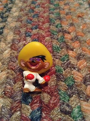 WARNER BROS LOONEY TUNES  pvc figure Speedy Gonzales glasses & musicinstrument