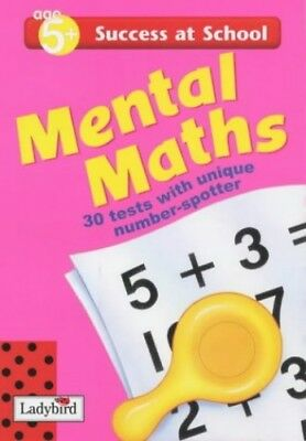 Mental Maths: 5+ Years Bk.1 (Success at School), Ross, Dilys Paperback Book The
