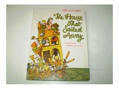 The House That Sailed Away, Hutchins, Pat Hardback Book The Cheap Fast Free Post