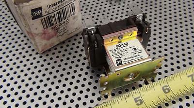 IRP 90340 Switching Relay - Coil 24VAC - NEW in Original Container